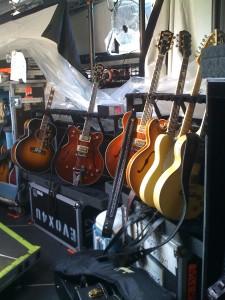 Edge's Guitars